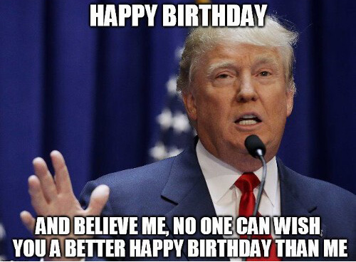 Birthday Memes and Quotes