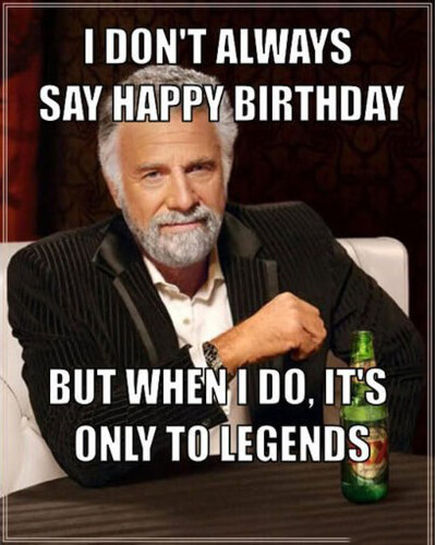 Happy Birthday Memes and Quotes