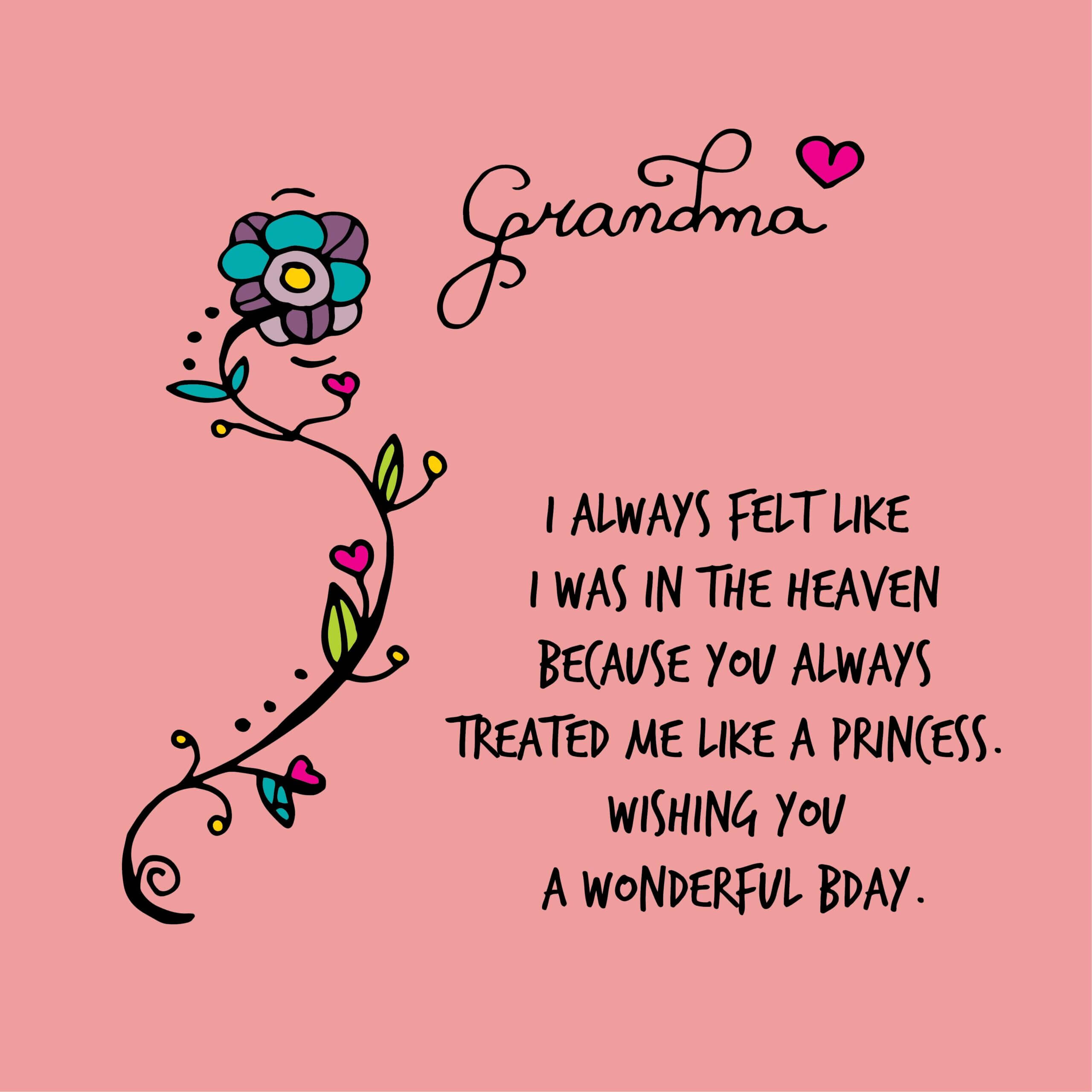 Latest Grandmother Quotes