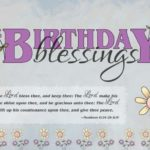 Blessing Birthday Wishes For Sister