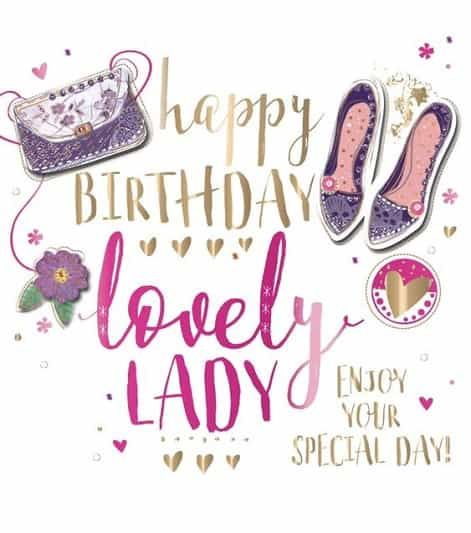 Birthday Wishes for Women