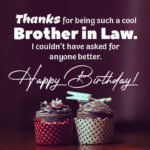 Happy Birthday Brother From Sister And Show Your Love To Him