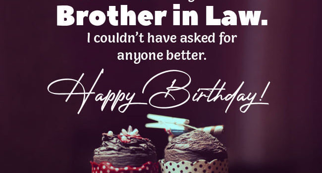 Happy Birthday Brother From Sister