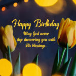 Blessing Birthday Wishes For Son | Happy Birthday Prayers