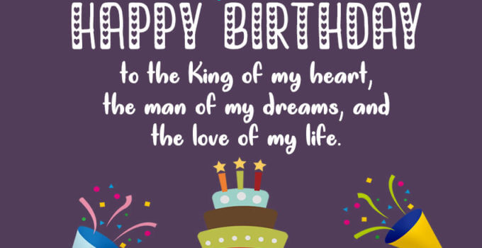 Happy Birthday Images For Husband
