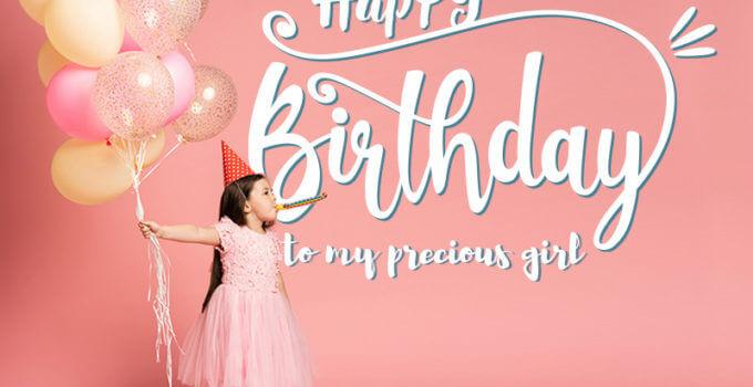 Happy 13th Birthday Girl